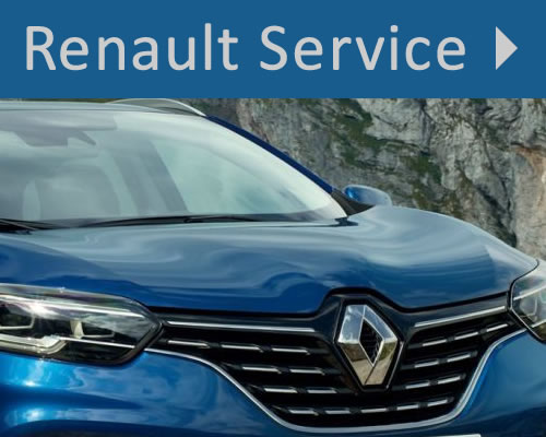 Renault Service and Parts in Whitchurch, Shropshire near Wrexham, Shrewsbury and Stock-on-Trent